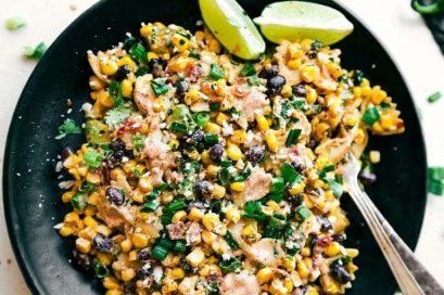 Mexican Street Corn Pasta Salad | Jesmond Fruit Barn